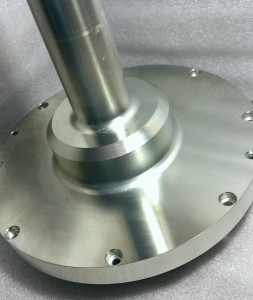 zinc plated part